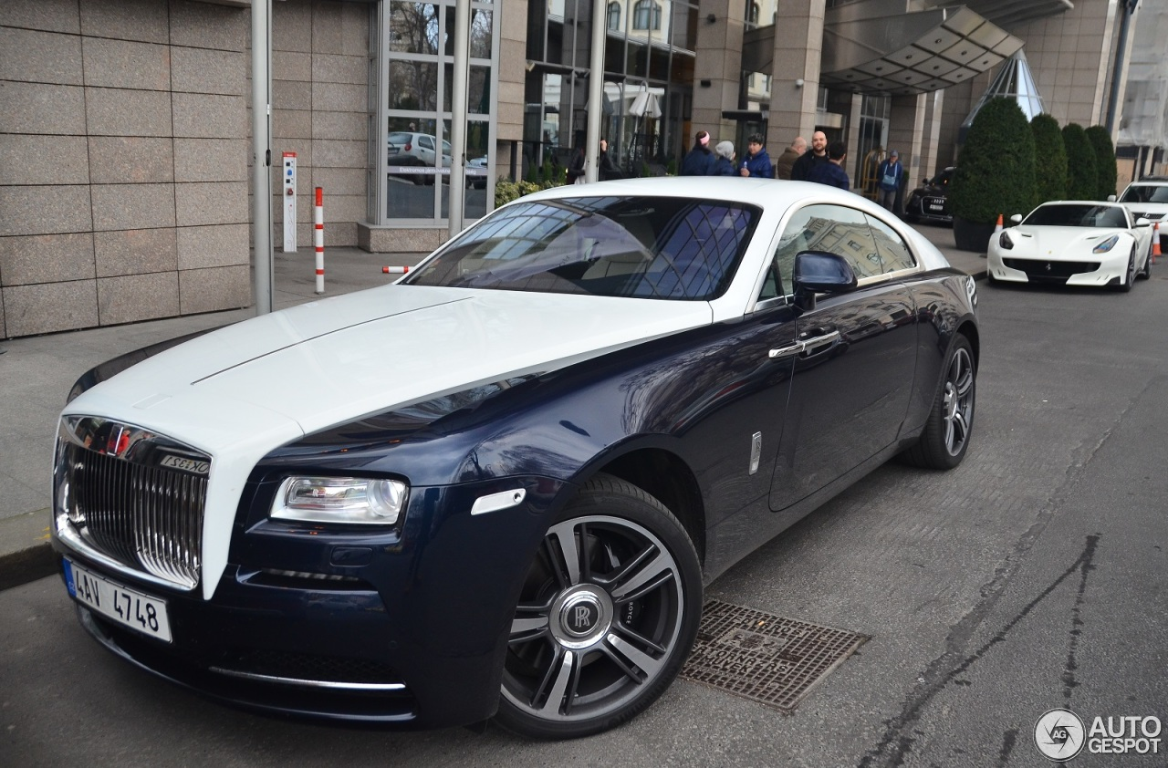 rolls royce wraith 26 maart 2016 autogespot. Black Bedroom Furniture Sets. Home Design Ideas