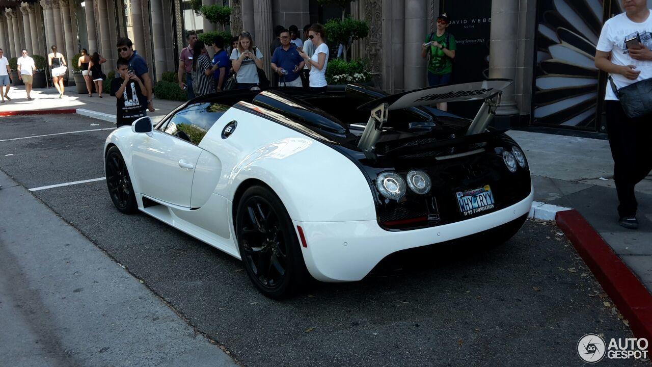 bugatti veyron 16 4 grand sport vitesse l 39 orque blanc 28. Black Bedroom Furniture Sets. Home Design Ideas