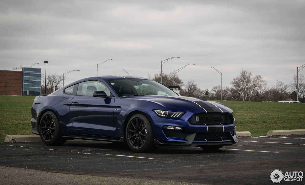 2015 Mustang Colors >> Ford Mustang Shelby GT 350 2015 - 28 March 2016 - Autogespot
