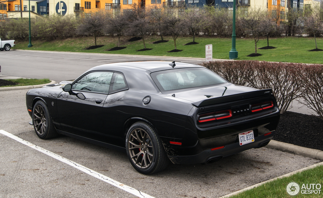 Dodge Challenger Srt 8 Hellcat 29 March 2016 Autogespot