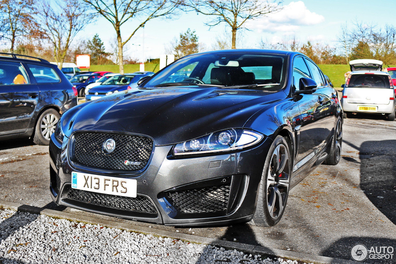 jaguar xfr s 29 march 2016 autogespot. Black Bedroom Furniture Sets. Home Design Ideas