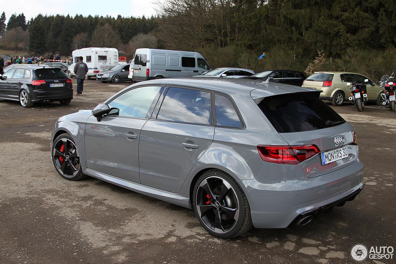 Audi Rs3 Sportback 8v 30 Mrz 2016 Autogespot