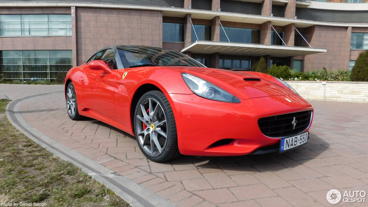 Ferrari California 30 March 2016 Autogespot