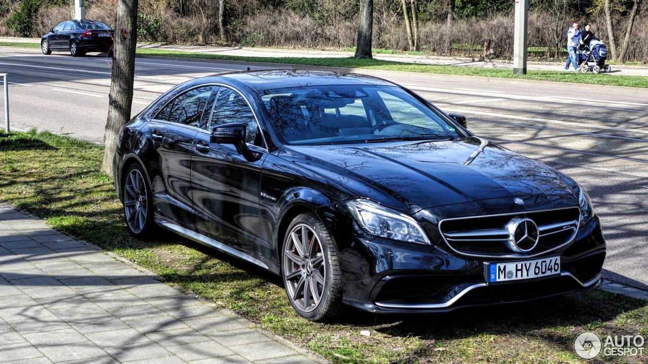 mercedes amg cls 63 s c218 2016 30 march 2016 autogespot. Black Bedroom Furniture Sets. Home Design Ideas
