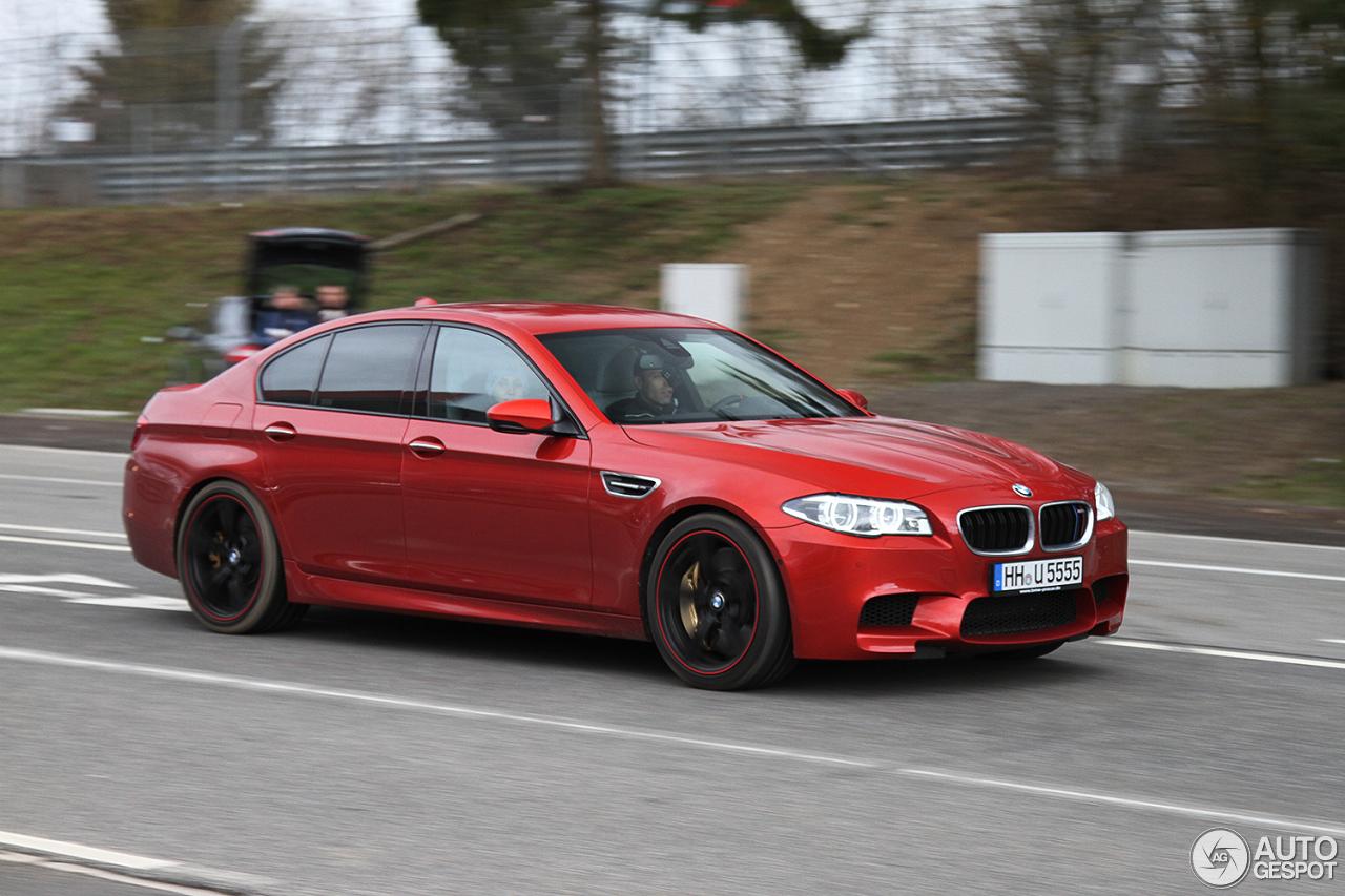 Bmw M5 F10 Performance Edition 2014 31 Maart 2016