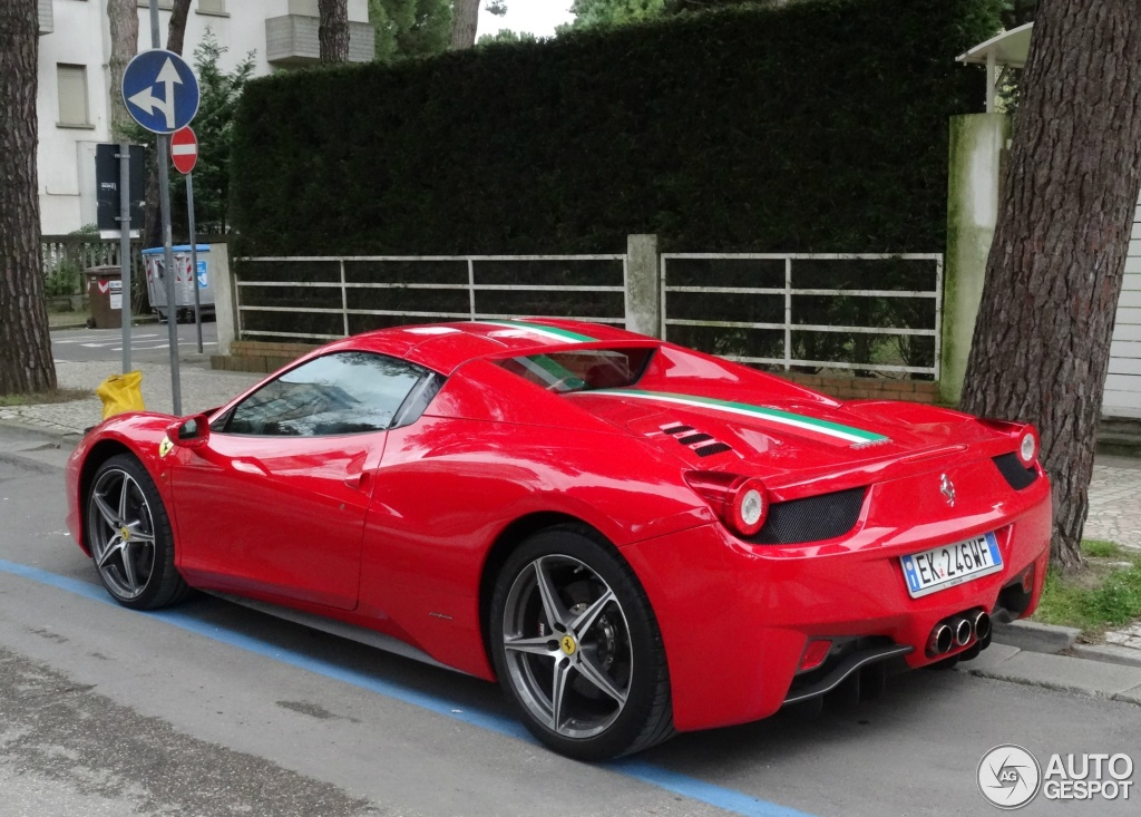6 i ferrari 458 spider 6 - 2016 Ferrari 458 Replacement