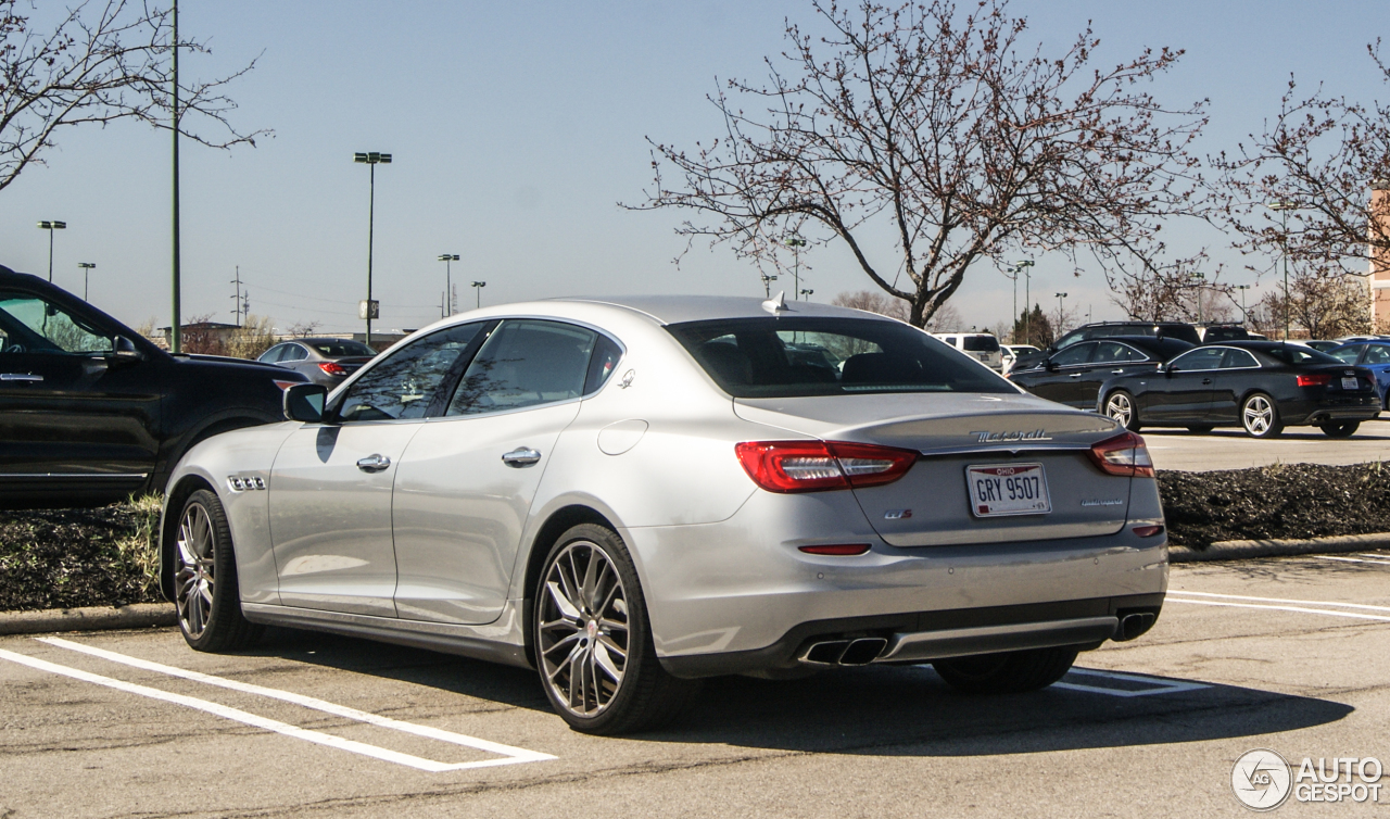 maserati quattroporte gts 2013 31 march 2016 autogespot. Black Bedroom Furniture Sets. Home Design Ideas