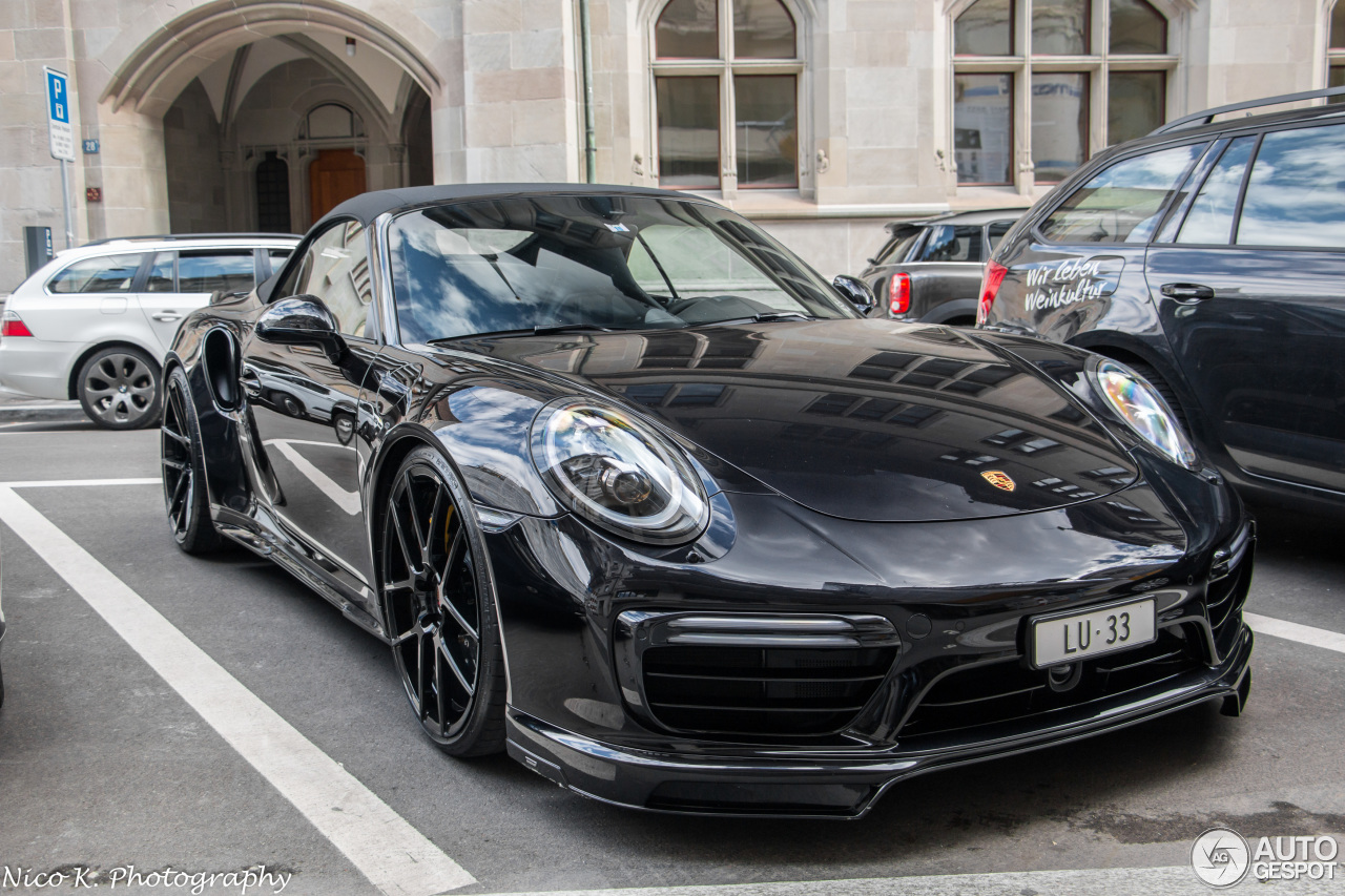 porsche 991 turbo s cabriolet mkii 31 march 2016 autogespot. Black Bedroom Furniture Sets. Home Design Ideas