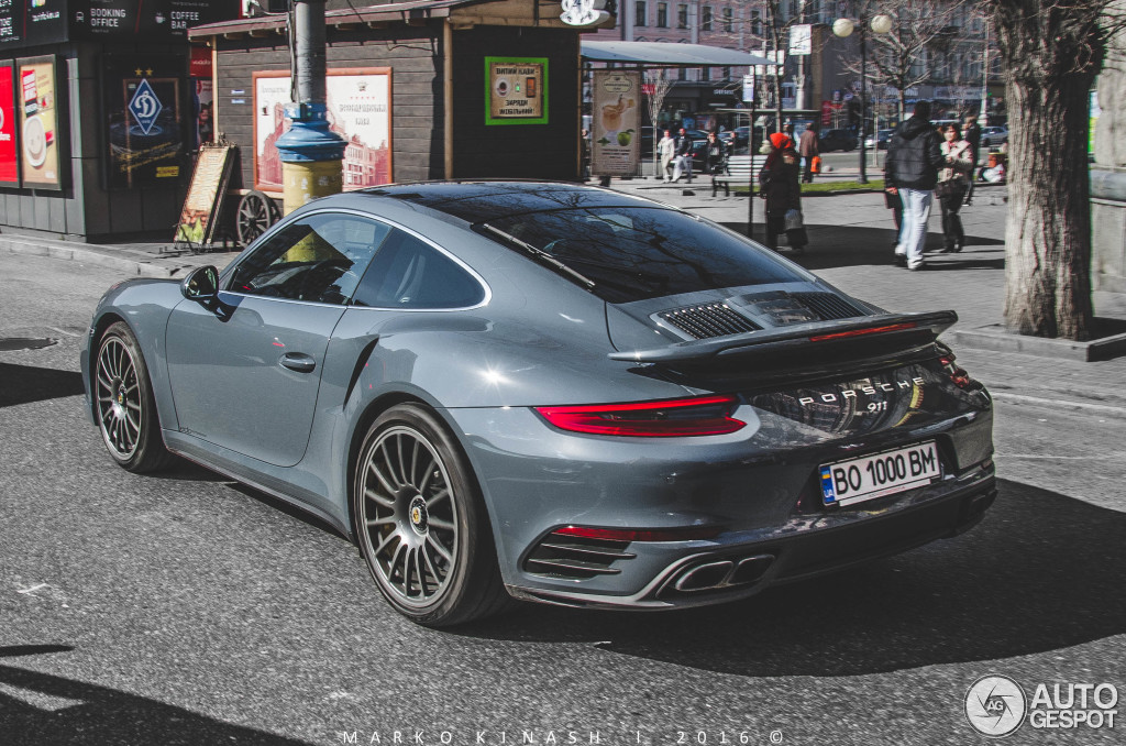 porsche 991 turbo s mkii 31 march 2016 autogespot. Black Bedroom Furniture Sets. Home Design Ideas