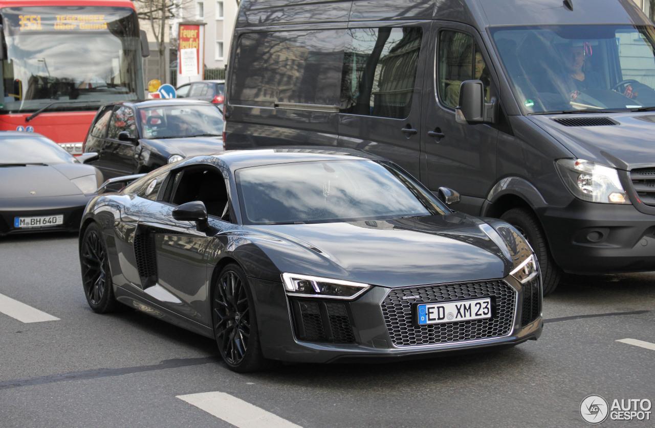 Audi R8 V10 Plus 2015 1 April 2016 Autogespot