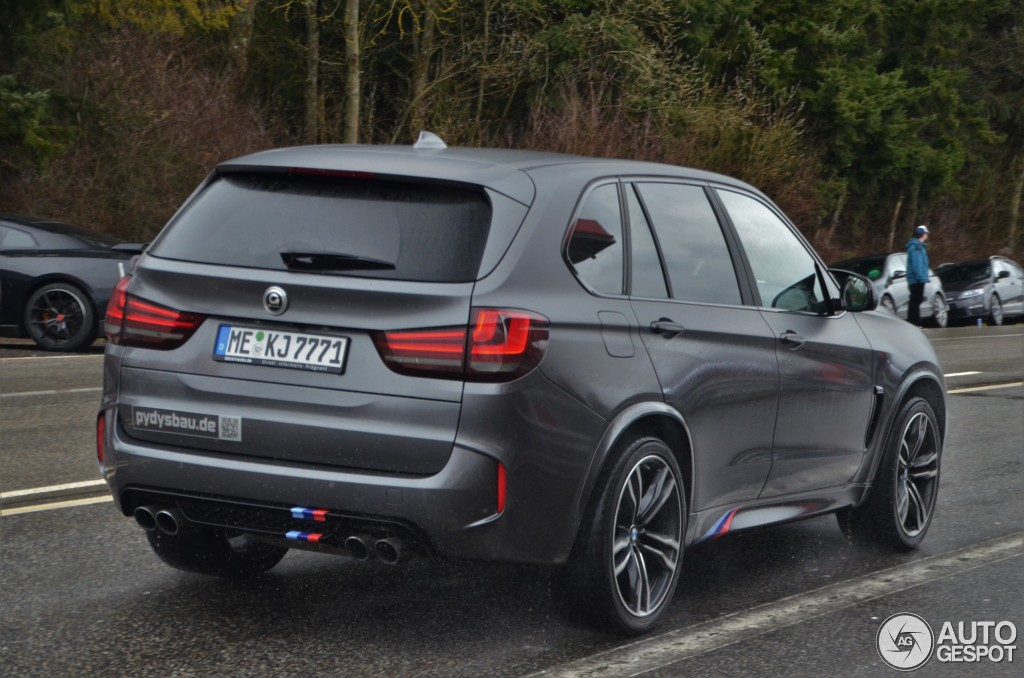 Bmw X5 M F85 1 April 2016 Autogespot