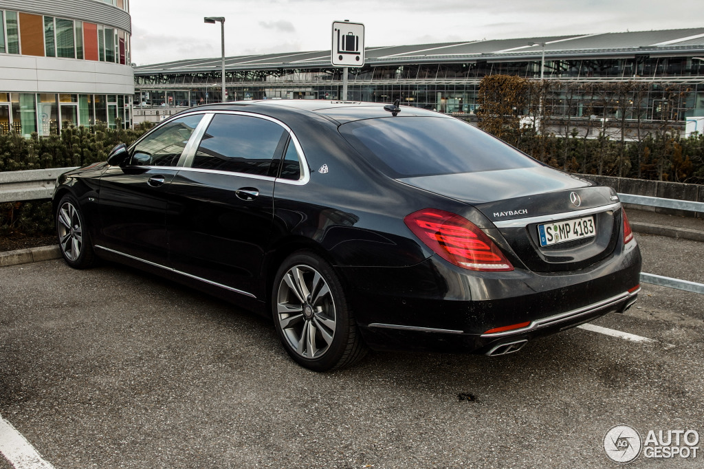 Mercedes maybach s600 1 april 2016 autogespot for 2008 mercedes benz s600 for sale