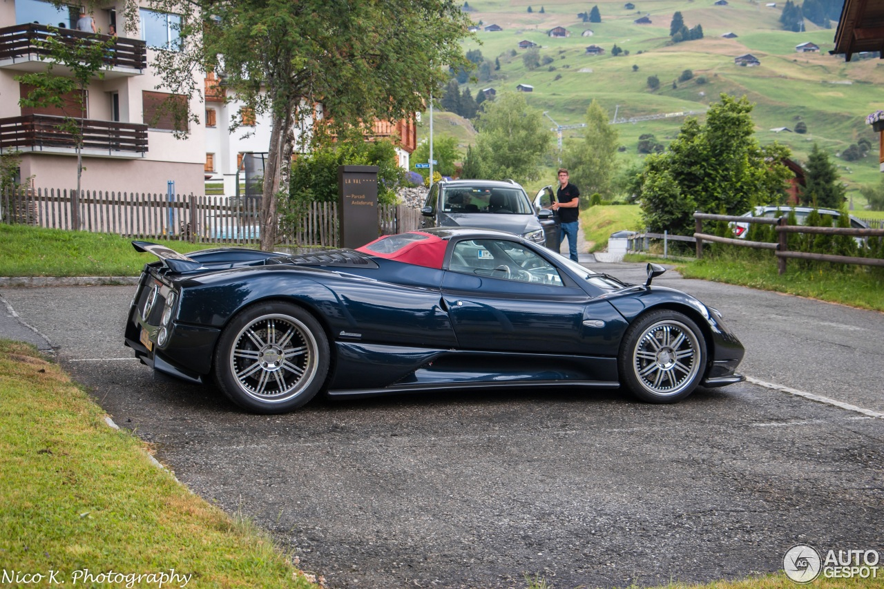 Pagani Zonda C12 F Roadster 1 April 2016 Autogespot