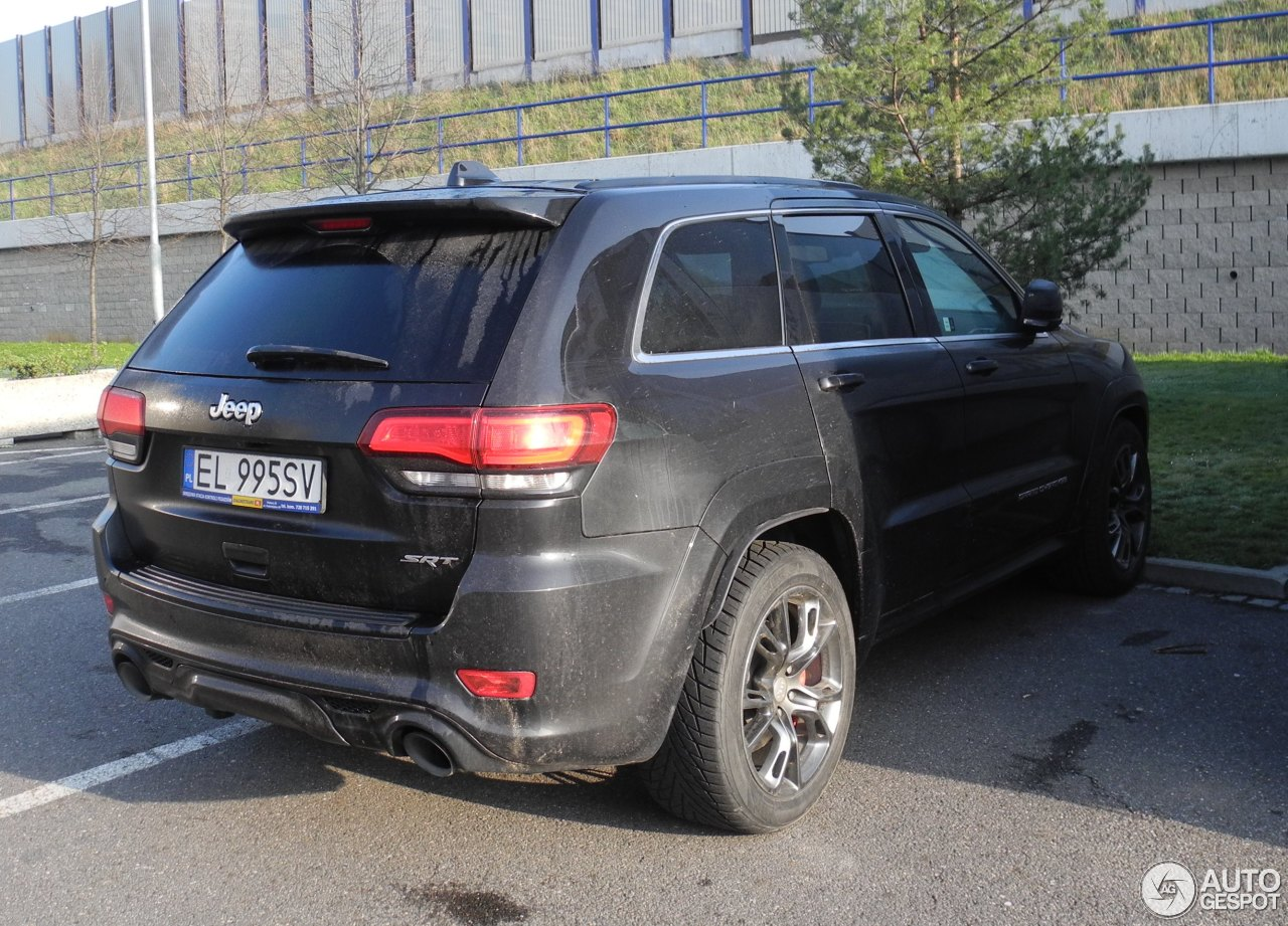 jeep grand cherokee srt 8 2013 2 april 2016 autogespot. Cars Review. Best American Auto & Cars Review
