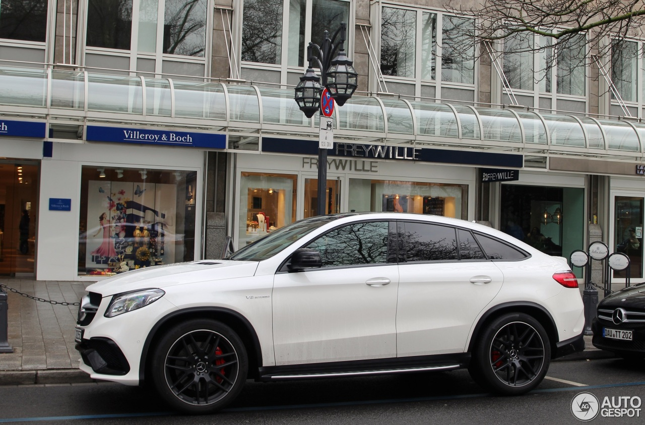 mercedes amg gle 63 s coup 2 avril 2016 autogespot. Black Bedroom Furniture Sets. Home Design Ideas