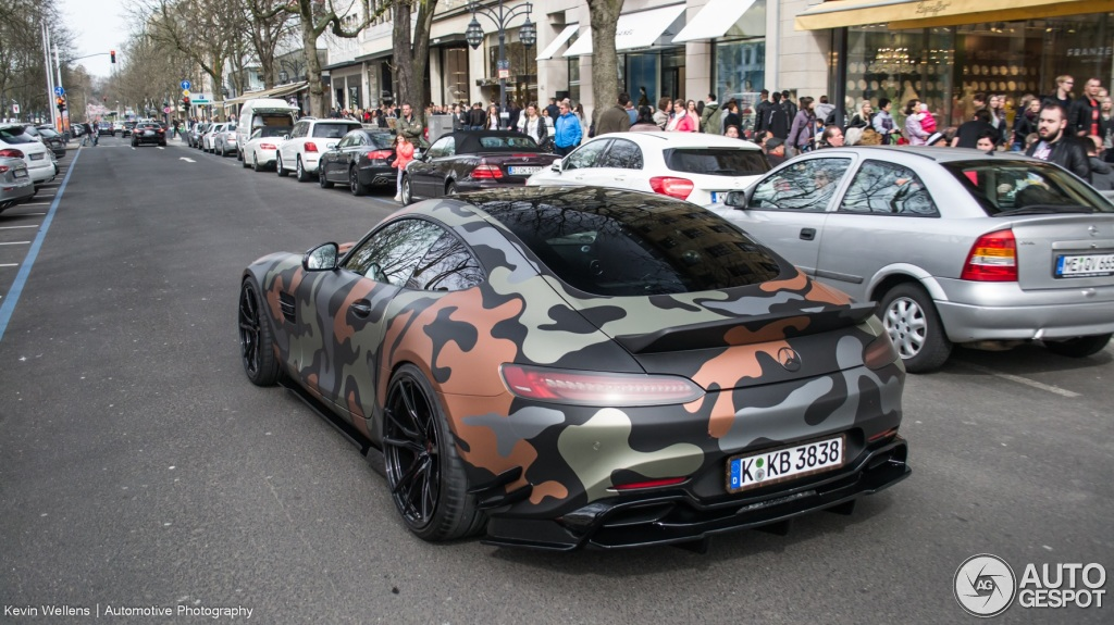 photo of Karim Bellarabi Mercedes - car