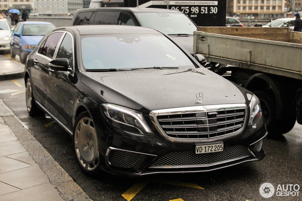 Mercedes maybach s600 2 april 2016 autogespot for 2008 mercedes benz s600 for sale