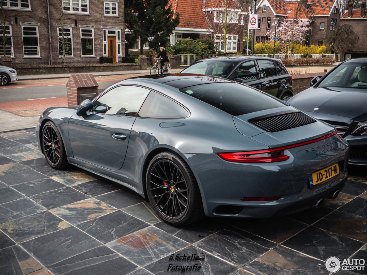 porsche 991 carrera 4s mkii 2 april 2016 autogespot. Black Bedroom Furniture Sets. Home Design Ideas