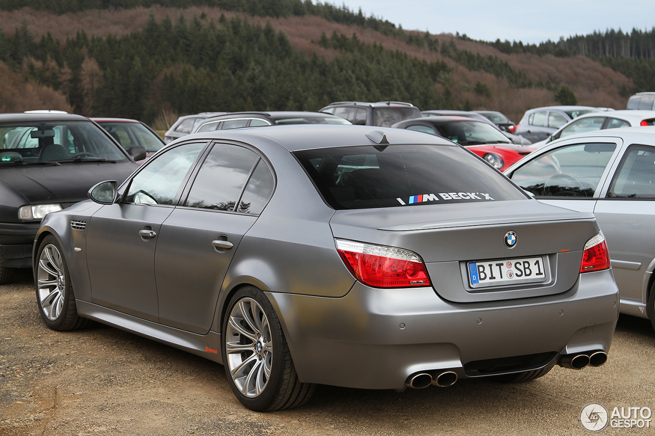 BMW M5 E60 2005 - 3 April 2016 - Autogespot