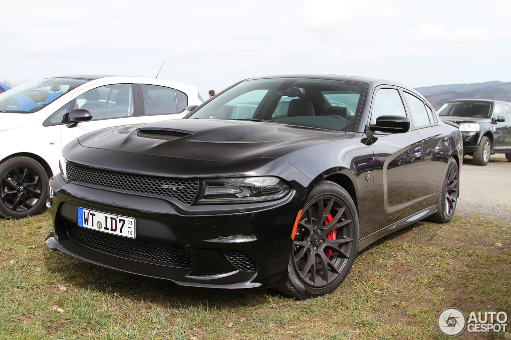 dodge charger srt hellcat 2015 3 april 2016 autogespot. Black Bedroom Furniture Sets. Home Design Ideas