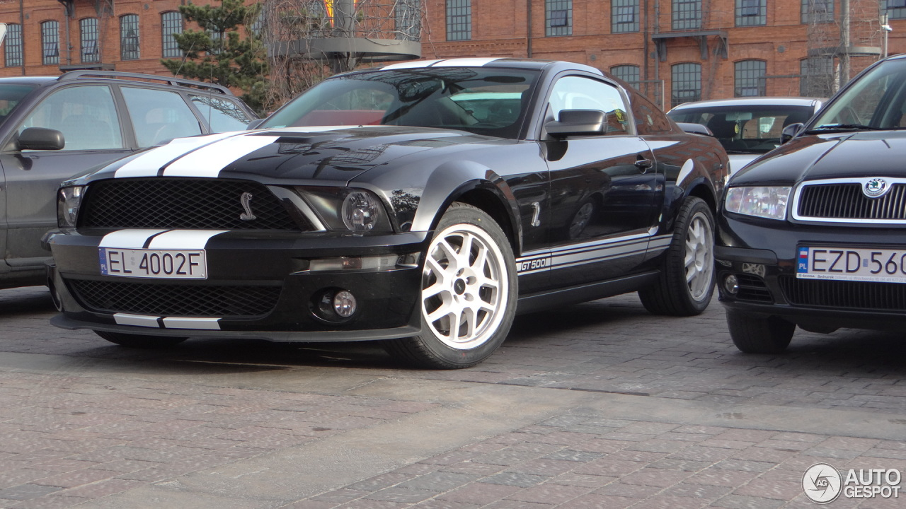 ford mustang shelby gt500 3 april 2016 autogespot. Black Bedroom Furniture Sets. Home Design Ideas