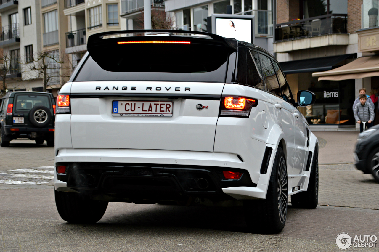 land rover mansory range rover sport svr 3 avril 2016. Black Bedroom Furniture Sets. Home Design Ideas