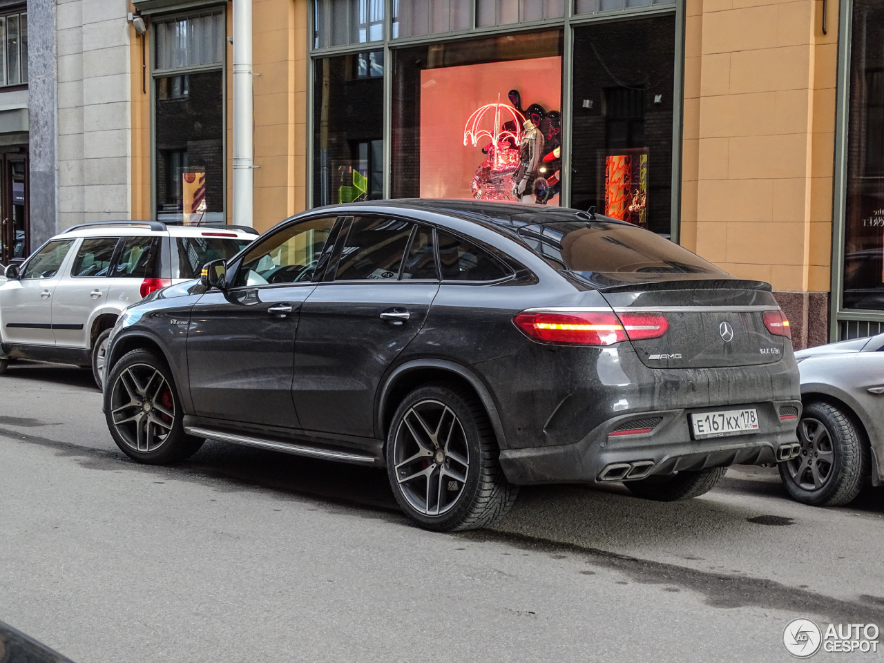 mercedes amg gle 63 s coup 3 april 2016 autogespot. Black Bedroom Furniture Sets. Home Design Ideas