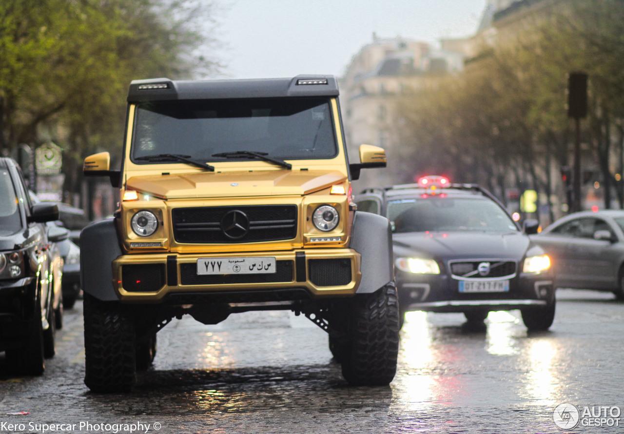 Mercedes benz g 63 amg 6x6 3 april 2016 autogespot for Mercedes benz g 63 amg 6x6