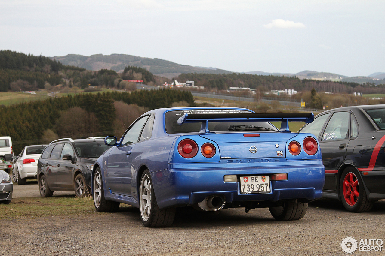 Nissan Skyline R34 Gt R 3 April 2016 Autogespot
