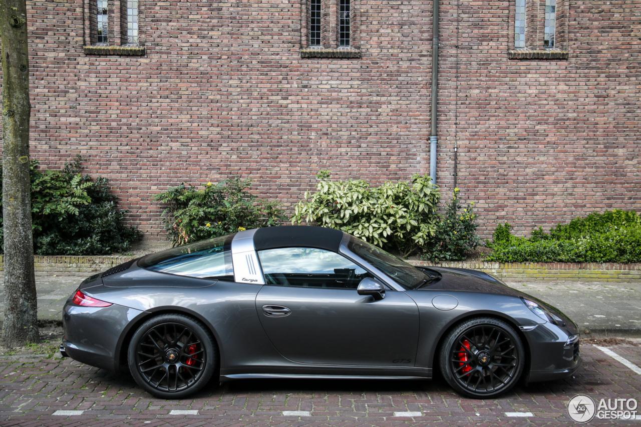 Porsche 991 Targa 4 Gts 3 April 2016 Autogespot