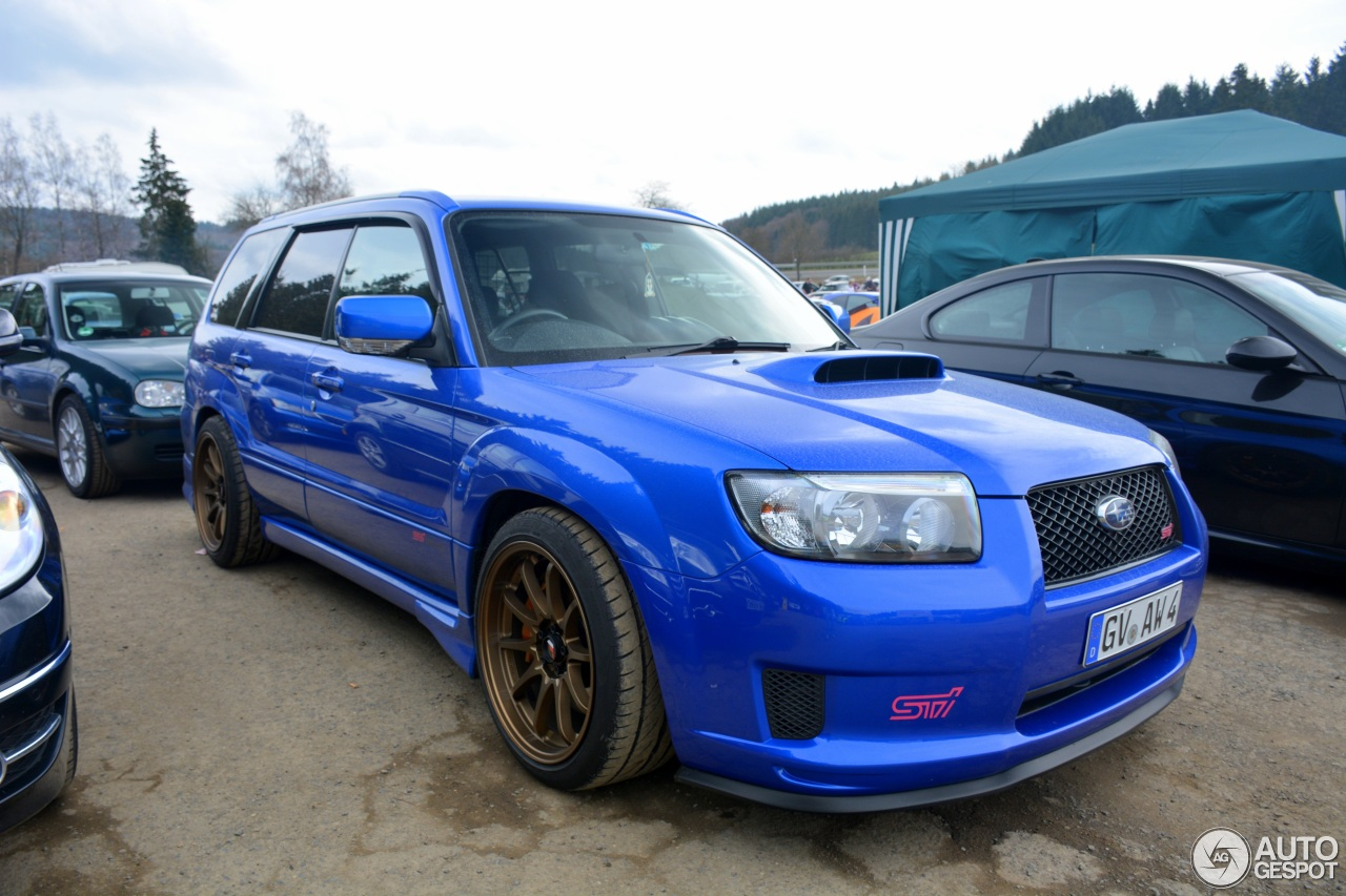 subaru forester sti 3 april 2016 autogespot