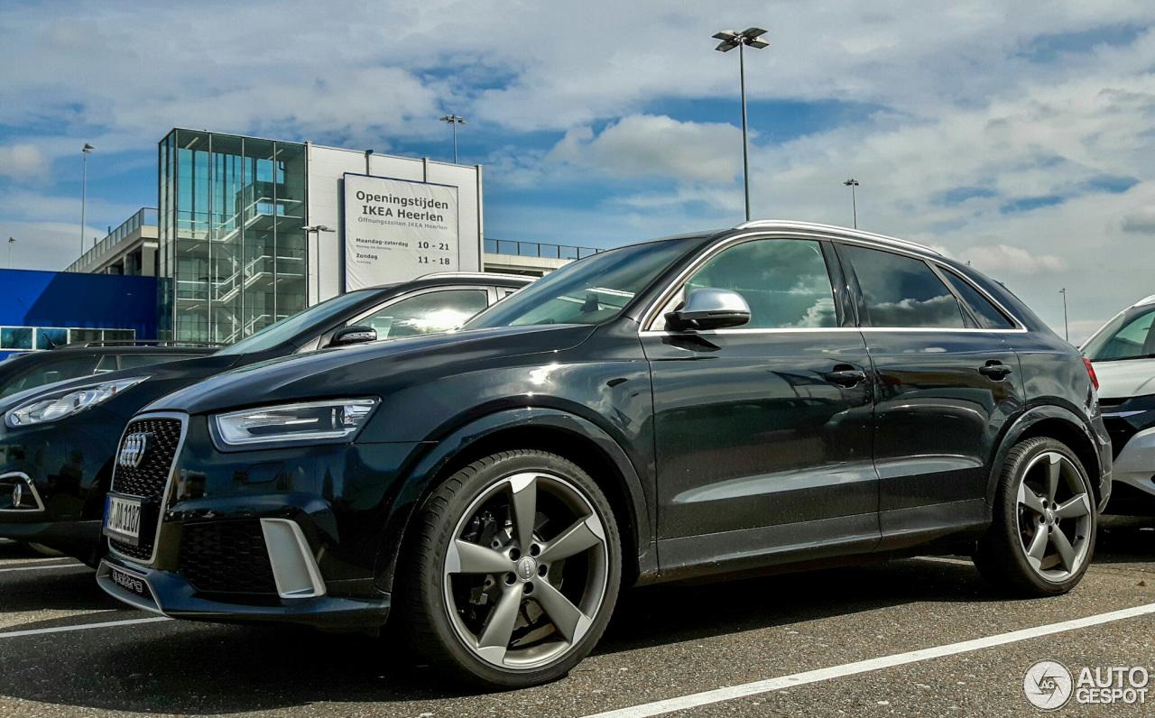Audi Rs Q3 2015 4 April 2016 Autogespot