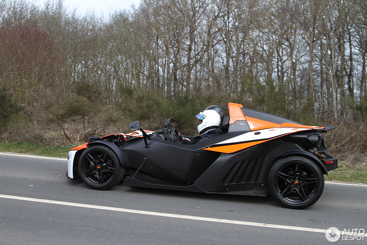 ktm x bow 4 april 2016 autogespot. Black Bedroom Furniture Sets. Home Design Ideas