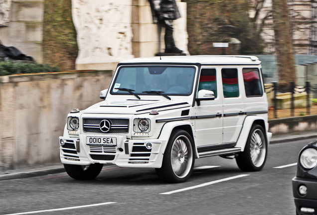 Mercedes-Benz ASMA Design G 65 AMG