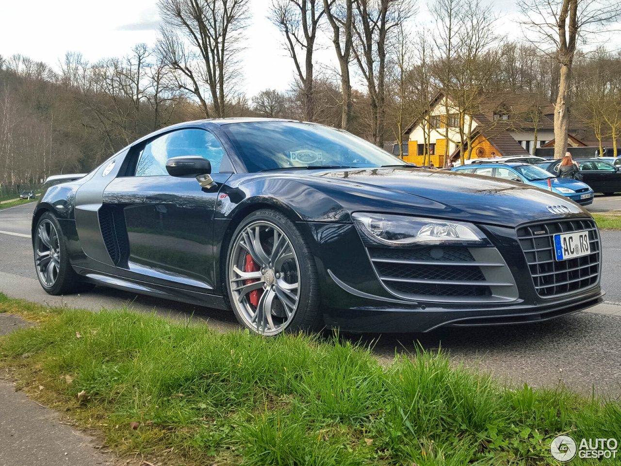 audi r8 gt 5 april 2016 autogespot. Black Bedroom Furniture Sets. Home Design Ideas