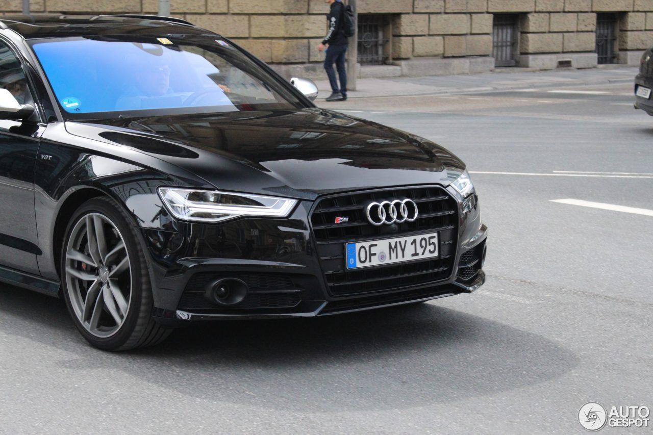 Audi S6 Avant C7 2015 5 April 2016 Autogespot