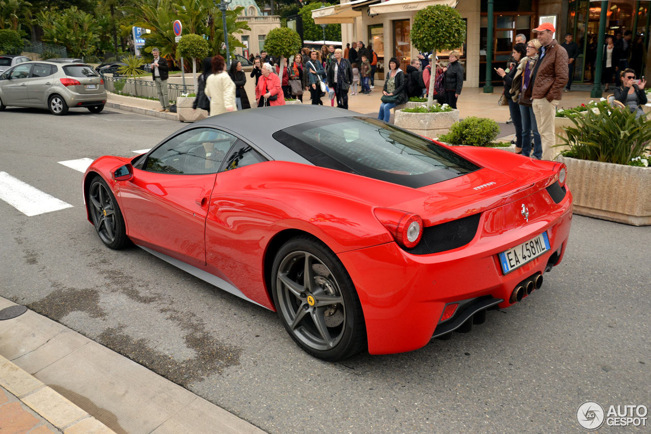 2016 ferrari 458 italia - photo #22