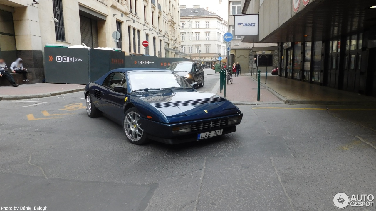 ferrari mondial t cabriolet 5 april 2016 autogespot. Black Bedroom Furniture Sets. Home Design Ideas