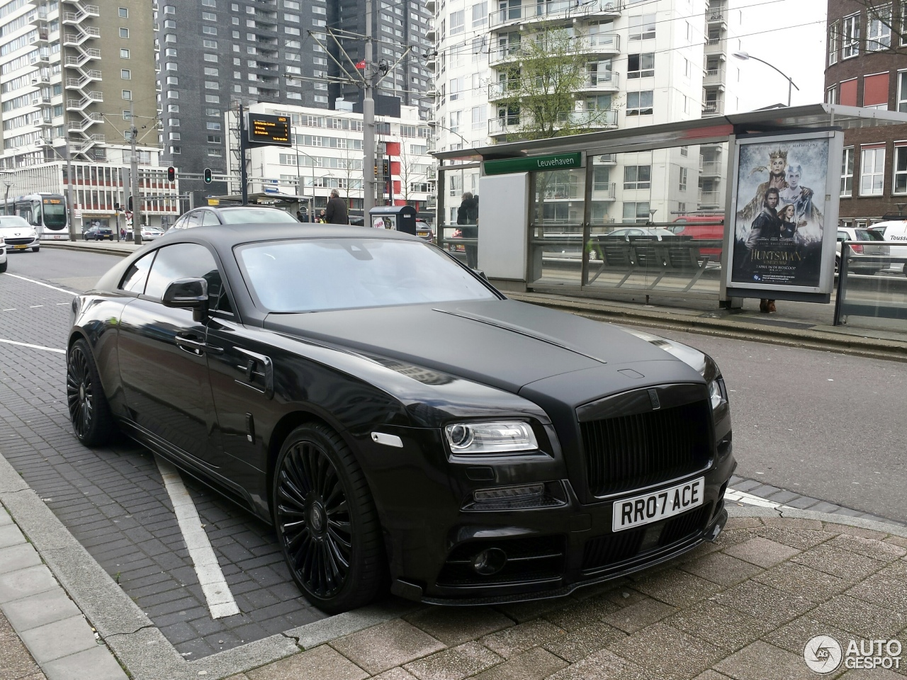 rolls royce mansory wraith 5 april 2016 autogespot. Black Bedroom Furniture Sets. Home Design Ideas