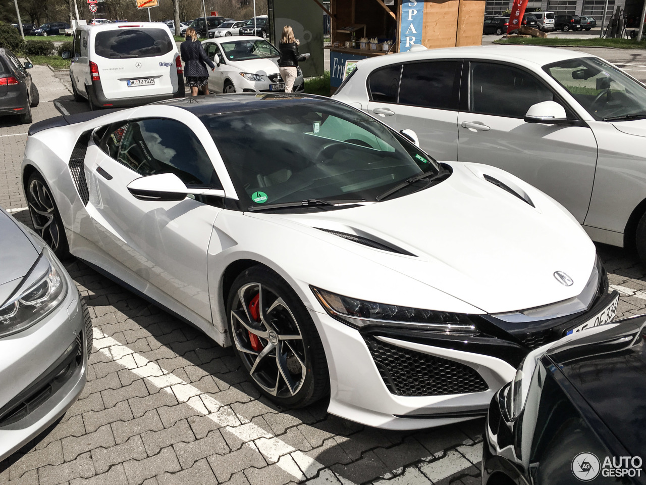 Price Of Acura Nsx >> Acura NSX 2016 - 6 April 2016 - Autogespot