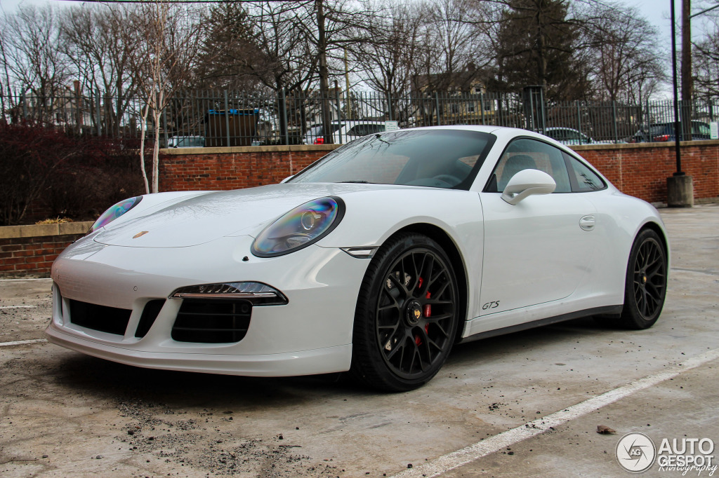 Porsche 991 Carrera Gts 6 Avril 2016 Autogespot
