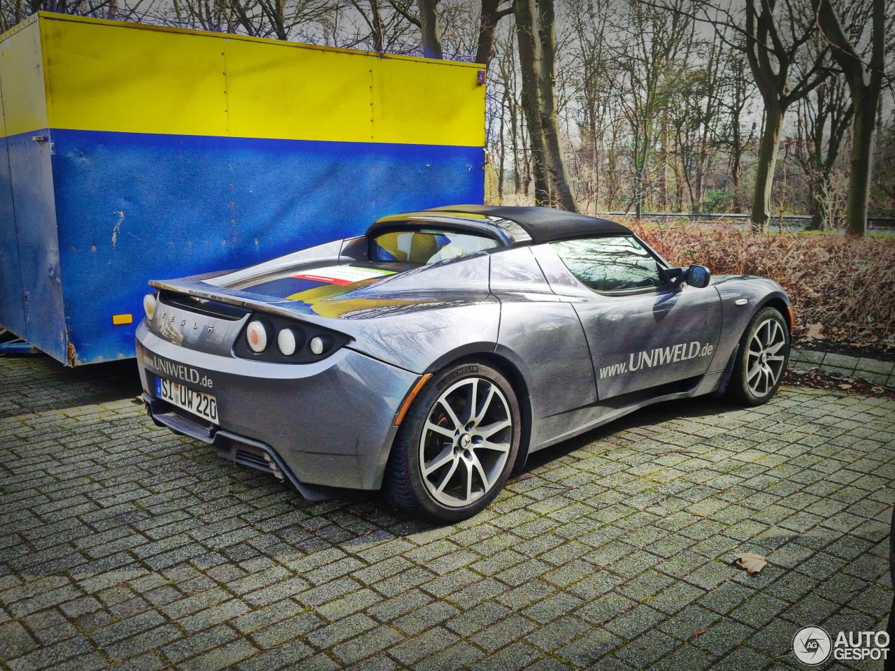 Tesla Motors Roadster 6 April 2016 Autogespot