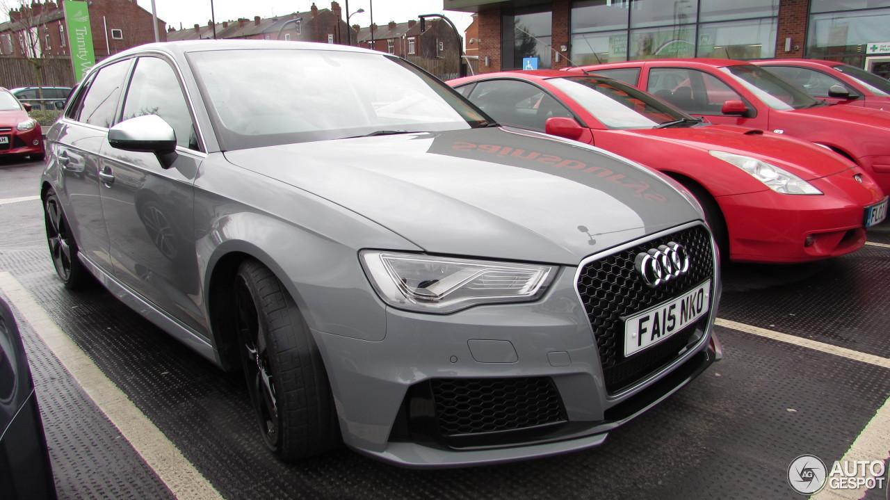 Audi rs3 sportback for sale 19