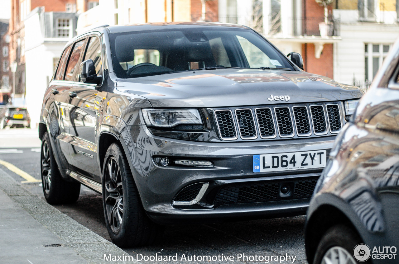 jeep grand cherokee srt 8 2013 8 april 2016 autogespot. Cars Review. Best American Auto & Cars Review