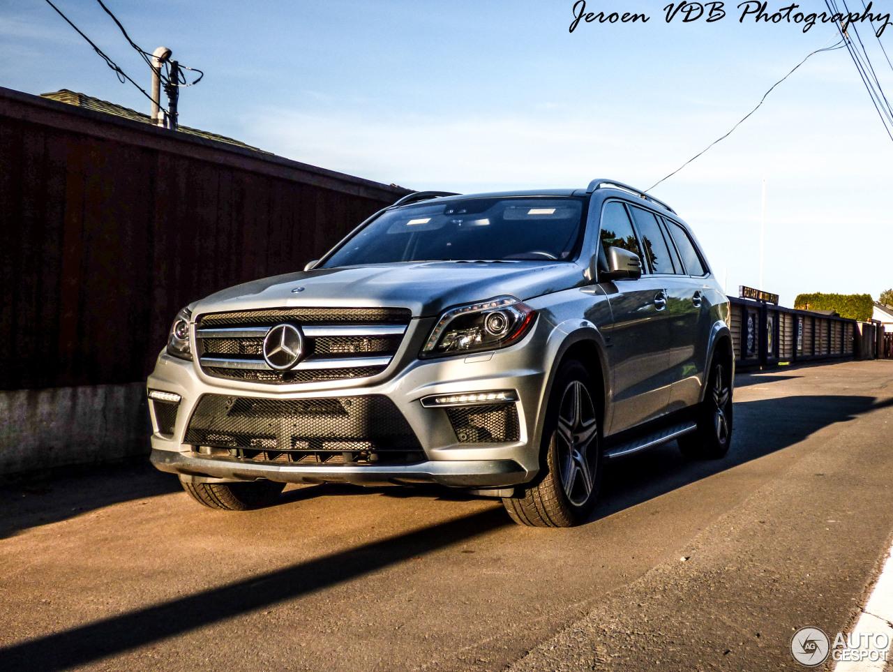 Mercedes benz gl 63 amg x166 8 april 2016 autogespot for Mercedes benz gls 2016