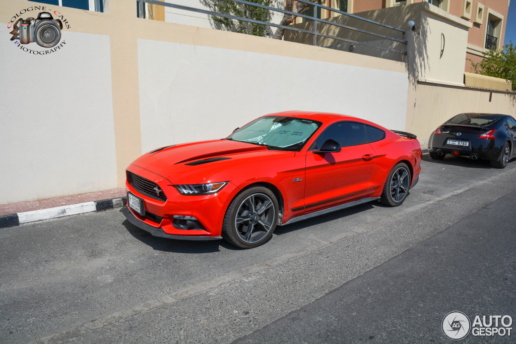 ford mustang gt california special 2016 10 april 2016 autogespot. Black Bedroom Furniture Sets. Home Design Ideas