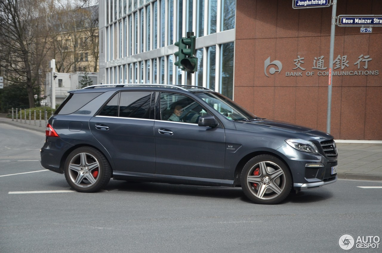 mercedes benz ml 63 amg w166 10 april 2016 autogespot. Black Bedroom Furniture Sets. Home Design Ideas