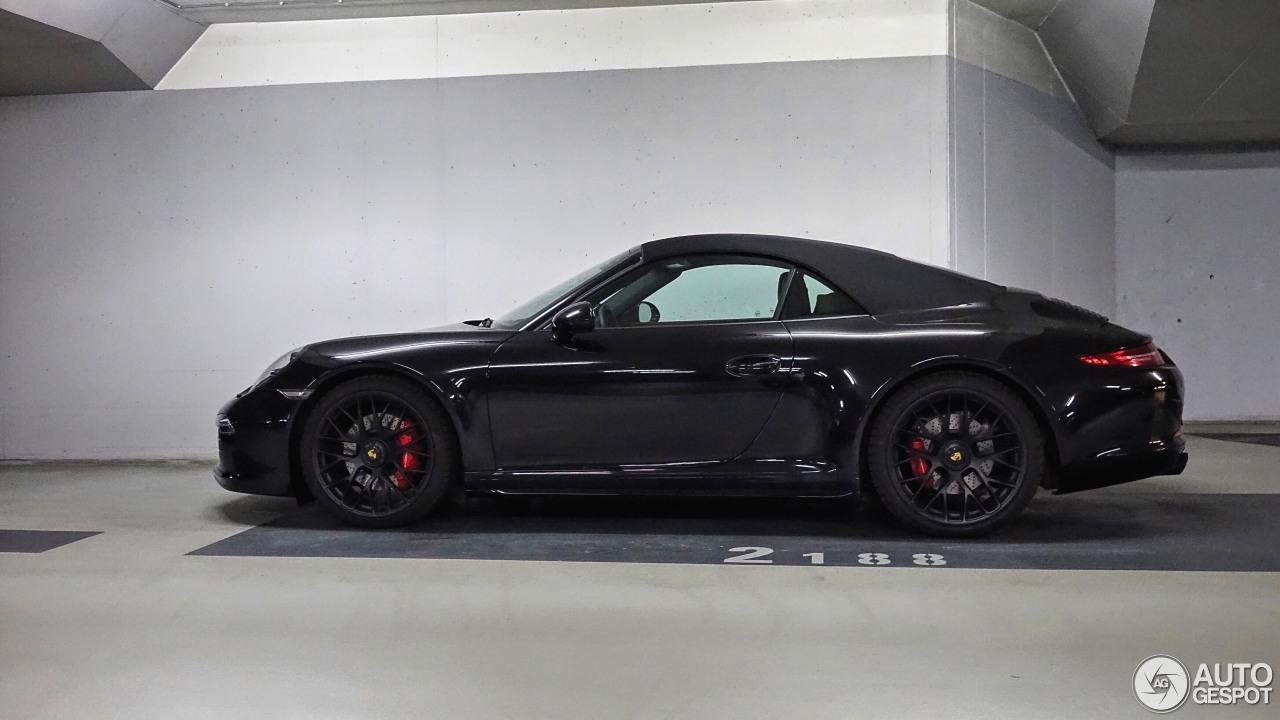Porsche carrera 4gts 2018 video