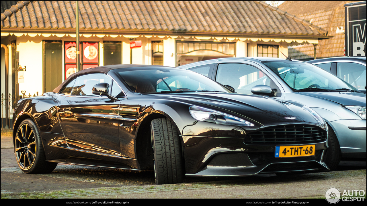 aston martin vanquish volante 11 avril 2016 autogespot. Black Bedroom Furniture Sets. Home Design Ideas