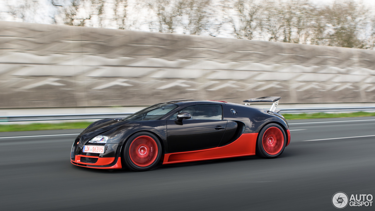Pink bugatti veyron super sport - photo#18